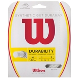 Wilson Synthetic Gut Duramax 16 Tennis String Set