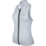 Nike Dri- Fit Touch Sleeveless Women's Tennis Polo